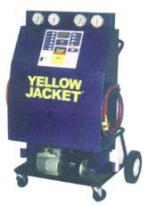 ac evacuation and recharge machine
